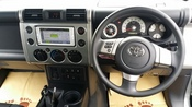 2011 TOYOTA FJ CRUISER Toyota FJ Cruiser 4.0 (A) LIMITED DEMO CAR
