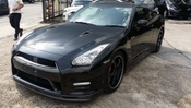 2012 NISSAN SKYLINE 3.8 GTR R35 Twin Turbo Track Pack 550Hps Unreg