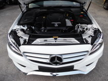 2015 MERCEDES-BENZ C-CLASS C200 AMG SPORT PREMIUM PLUS PACKAGE