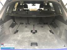 2015 AUDI Q7 3.0 TDi S-Line Quattro New Model MMi Touch HUD Matrix LED Panoramic Roof 7 Seat BOSE 3D Surround Dynamic Drive Select Paddle Shift Steering Reverse Camera Unreg