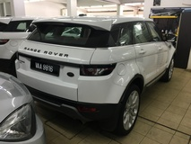 2013 LAND ROVER EVOQUE 2.0 Si4 Turbocharged Daytime Running LED Light Memory Bucket Seats Automatic Power Boot Active Terrain Response System Meridian Surround Sound System Smart Entry Multi Function Paddle Shift Steering Dual Zone Climate Control Auto Cruise Control Bluetooth