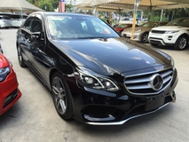 2013 MERCEDES-BENZ E-CLASS E250 2.0 CGi 7GTronic AMG Sport New Facelift Distronic Radar 2 Memory Seat Auto Telescopic Multi Function Paddle Shift Steering Smart Entry Push Start Button Adaptive Intelligent LED Light Auto Cruise Control Bluetooth Connectivity 1 Year Warranty