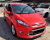2012 FORD FIESTA S 1.6 (A) HATCHBACK 1 LADY OWNER