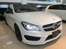 2014 MERCEDES-BENZ CLA 250 2.0t  AMG PANAROMIC JAPAN UNREG