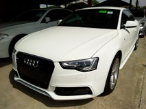2012 AUDI A5 TFSI SLine Unregistered