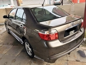2006 TOYOTA VIOS 1.5 (A) SPORTS BODY-KITS TIP-TOP