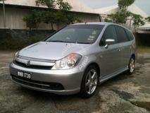 2004 HONDA STREAM COMFORT SELECTION