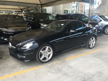 2013 MERCEDES-BENZ SLK SLK250 CGi AMG Sport 7GTronic BlueEfficiency 204hp Paddle Shift Multi Function Steering LED Bucket Seat Dual Zone Climate Control Auto Cruise Control Bluetooth Connectivity 1 Year Warranty Unreg