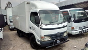 2007 HINO HINO OTHER WU300 (UBS) 13FT