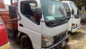 2011 MITSUBISHI FUSO OTHER FB 71 PB