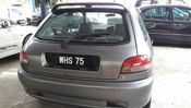 2001 PROTON SATRIA 1.3 (M) YEAR 2001, 1 OWNER, WELL MAINTAINED.
