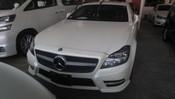 2012 MERCEDES-BENZ CLS-CLASS 350