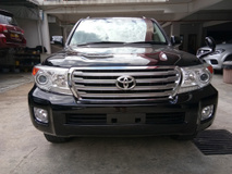 2013 TOYOTA LAND CRUISER 4.6cc V8 Axg Petrol F Lift Unreg (NO SST)