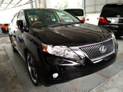 2012 LEXUS RX 270 S 2 E.Seat P.Boot Sunroof Unregistered