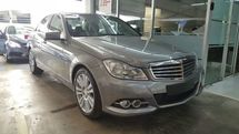 2012 MERCEDES-BENZ C-CLASS C180 Facelift Unreg 12
