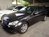 2012 MERCEDES-BENZ C-CLASS C180 7 Gears Facelift Unregistered