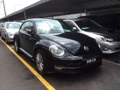 2013 VOLKSWAGEN BEETLE 1.2 TSI Turbo Facelift Under Warranty Until 2018