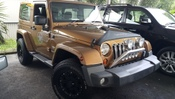 2011 JEEP WRANGLER  Jeep Wrangler 3.8 PETROL 2 DOOR 70TH EDITION