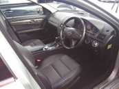 2011 MERCEDES-BENZ C-CLASS C250 Avantgarde Unregistered GST INCLUDED PRICE