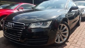 2011 AUDI A7 Audi A7 3.0 QUATTRO UNREG B AND O SUNROOF FL