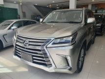2016 LEXUS LX570 570 5.7 V8 All New Model