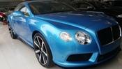 2014 BENTLEY GT Continental GT Speed 4.0 V8S UNREG