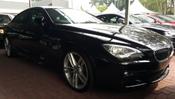 2014 BMW 6 SERIES  640i Gran Coupe 3.0T M-SPORT UNREG