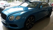 2014 BENTLEY GT Bentley Continental GT Speed 4.0 V8S UNREG