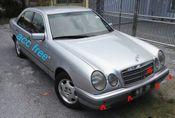 2001 MERCEDES-BENZ E-CLASS E230(A)