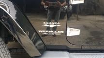 2014 JEEP WRANGLER 3.6 Wrangler Sahara 2014