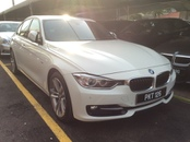 2013 BMW 3 SERIES 320i 2.0 Sport Twin Turbo F30 2013