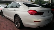 2012 BMW 6 SERIES 640I GRAN COUPE UNREG 3.0 TWIN TURBO