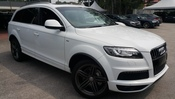 2013 AUDI Q7 3.0TFSI QUATTRO ADAPTIVE AIR SUSPENSION