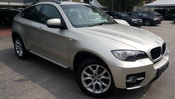2012 BMW X6 M 3.0 M SPORT 2012 UNREG