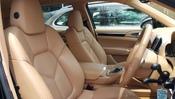 2011 PORSCHE CAYENNE Diesel 3.0 V6 BEIGE INTERIOR UNREG