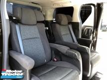 2014 TOYOTA VELLFIRE 3.5Z G EDITION 3.5 ZG Pilot Seat Unreg