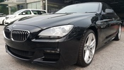 2014 BMW 6 SERIES 640I CONVERTIBLE