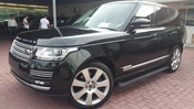 2012 LAND ROVER RANGE ROVER VOGUE 5.0 V8