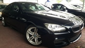 2012 BMW 6 SERIES 640I GRAN COUPE UNREG FULL SPEC