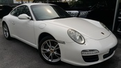 2010 PORSCHE 997 UNREGISTERED