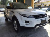 2012 LAND ROVER EVOQUE 2.0