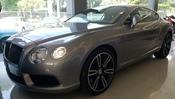 2013 BENTLEY CONTINENTAL GT 4.0 V8 FULL SPEC UNREG