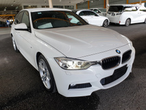 2014 BMW 3 SERIES 320d F30 2.0 Diesel MSport Japan