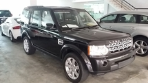 2011 LAND ROVER DISCOVERY 4 Diesel turbo