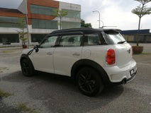 2012 MINI Countryman 1.6 Cooper S OTR 133K UNREG 2012