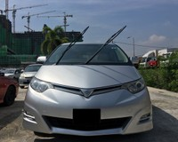 2006 TOYOTA ESTIMA 2.4 VVTi (A) REGISTER 2011 . CTOS PTPTN CAN TRY FOR FULL LOAN . EXCELLENT CONDITION . BEST OFFER IN TOWN .