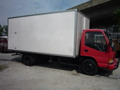 2007 HICOM MTB 150 DXL Fibre Box 17Feet 3ton Lorry