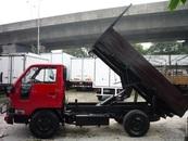 2007 DAIHATSU DELTA V58 1Ton Lorry Tipper (New Tipper)4500Kg