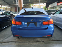 2014 BMW 3 SERIES 320d 2.0 F30 Diesel Japan Unreg