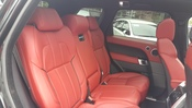 2014 LAND ROVER RANGE ROVER SPORT 5.0 FULL SPEC UNREG